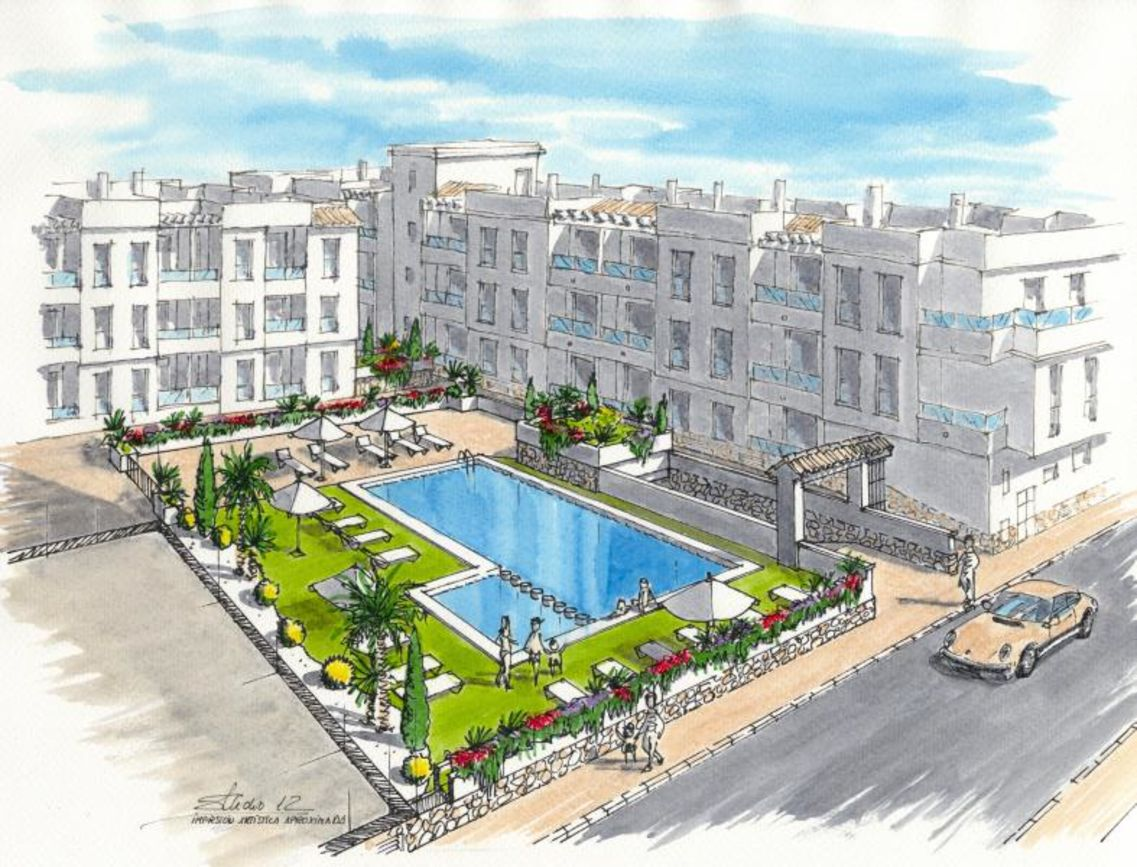 Ref:M2000687 Apartment For Sale in Torrevieja