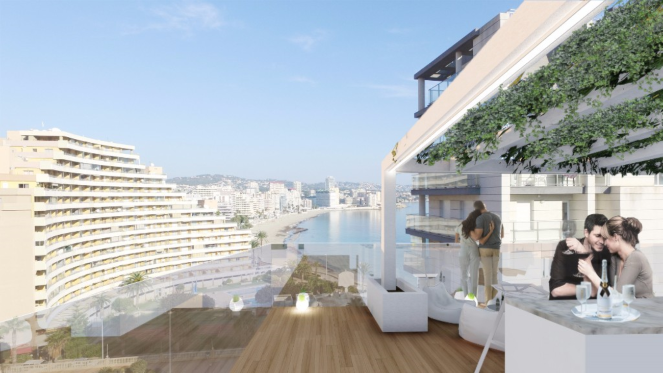 Ref:M2000936 Apartment For Sale in Calpe