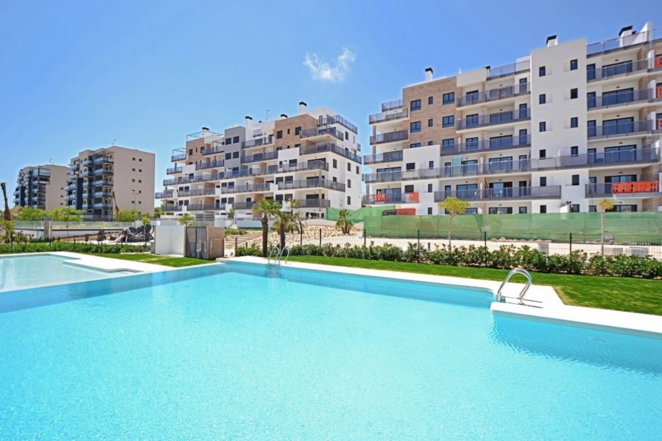 Ref:M2001082 Apartment For Sale in Mil Palmeras