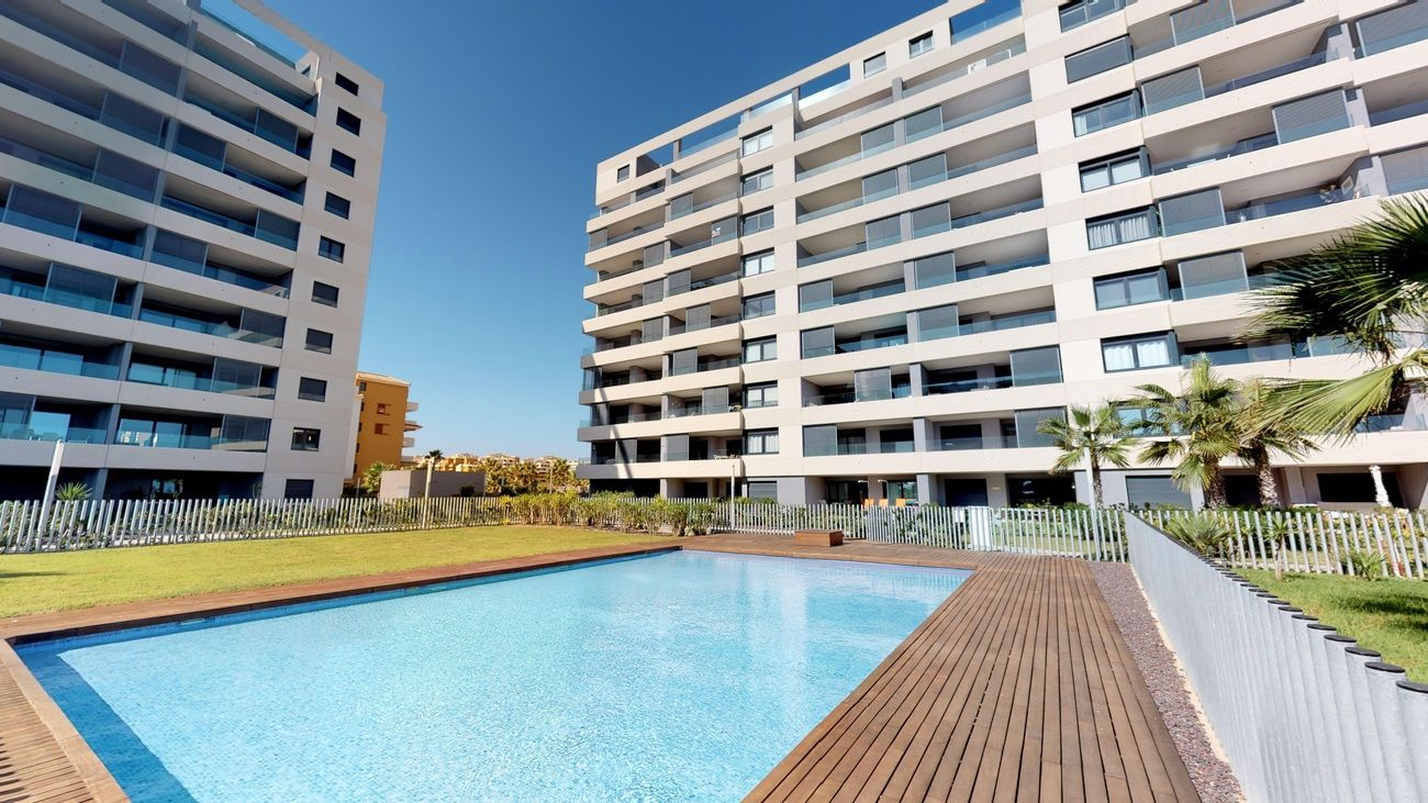 Ref:EAC1000052 Apartment For Sale in Torrevieja