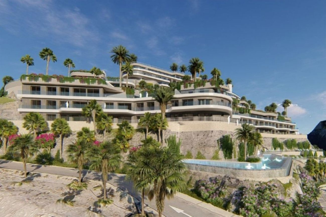 Ref:M2001119 Apartment For Sale in Aguilas