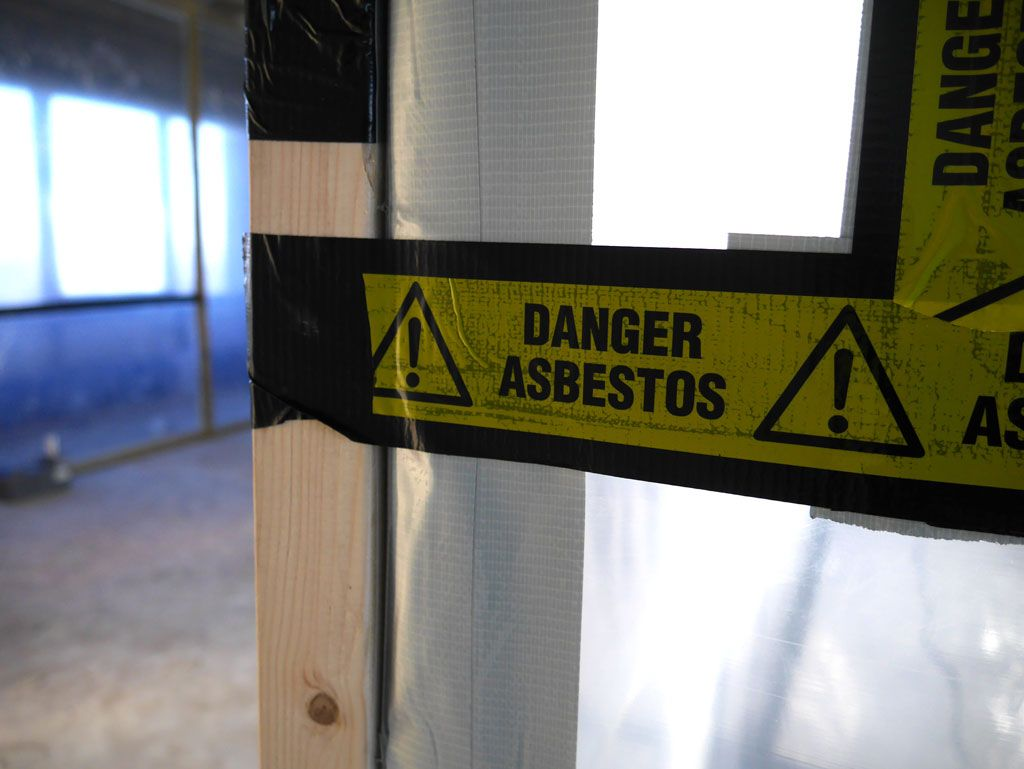 asbestos demolition survey