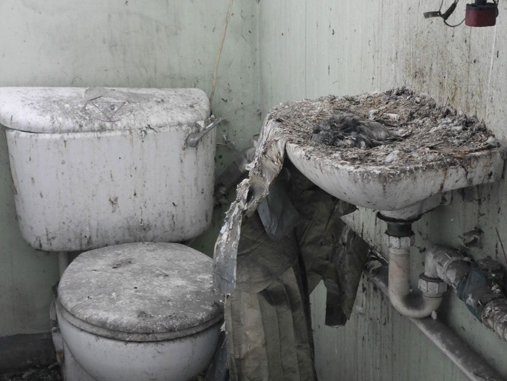 asbestos safety environmental cleaning