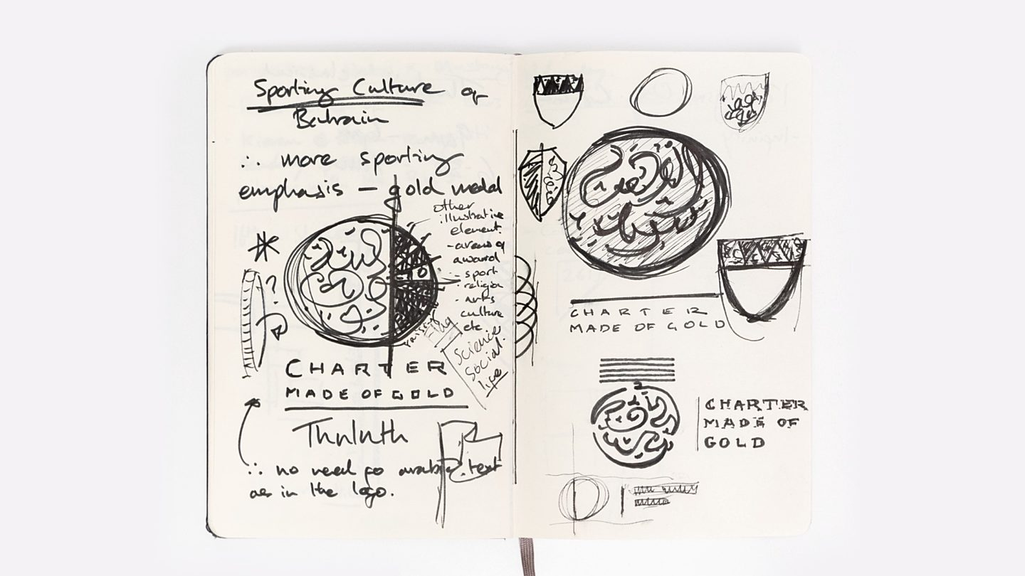 Interstate charter of gold sketches 001