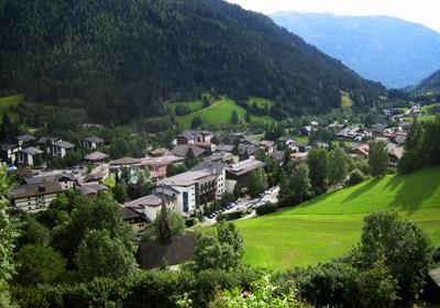 Summer, Bad Kleinkirchheim, Austria