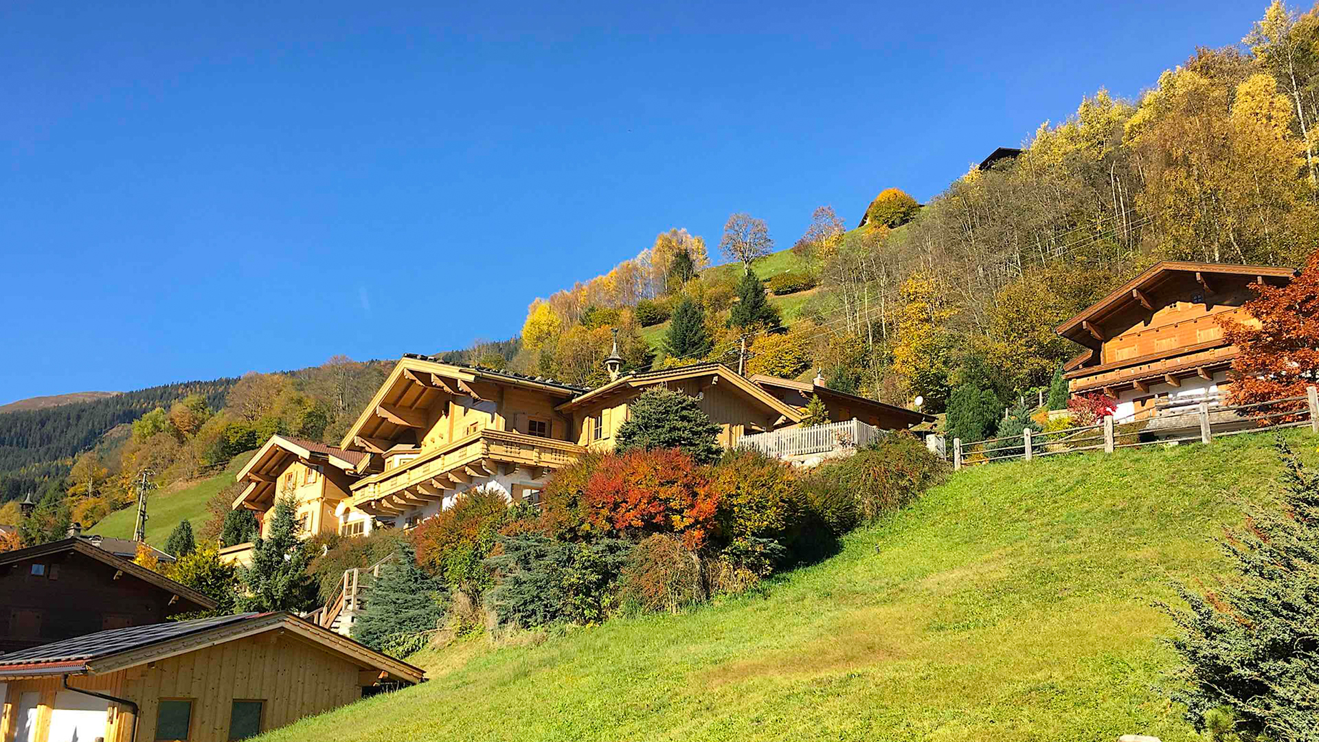 Chalet Annabelle Chalet, Austria