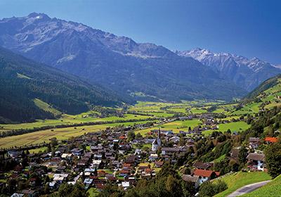 Summer, Bramberg, Austria