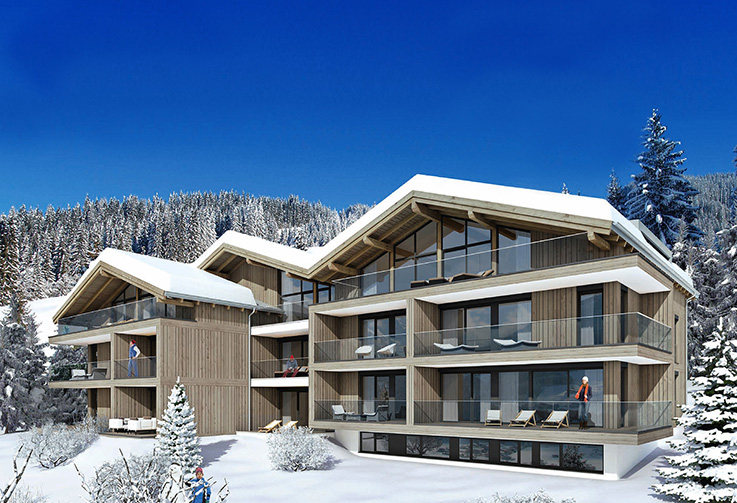 Hollersbach, Holly Penthouse