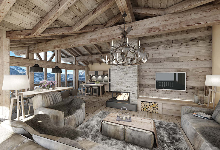 Hollersbach, The Hunting Lodge Chalet