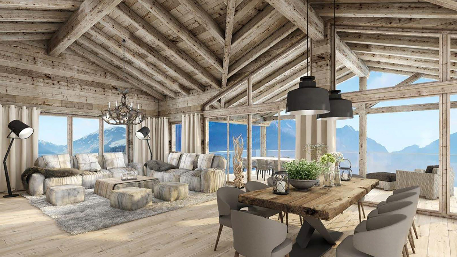 Hunting Lodge Residences Chalet, Austria