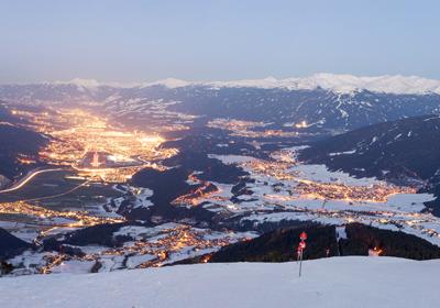 The Town, Innsbruck, Austria