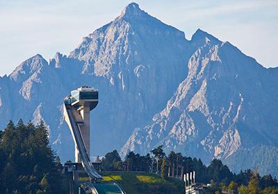 Summer, Innsbruck, Austria