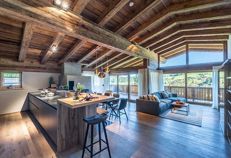 Kirchberg, Luxespa Residence