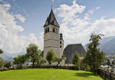 Summer, Kitzbuhel, Austria