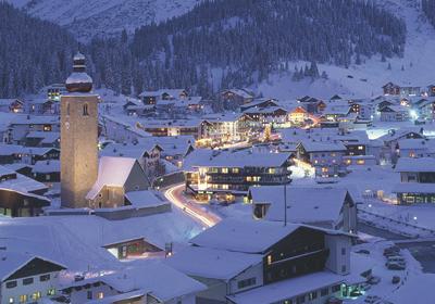 Properties, Lech, Austria