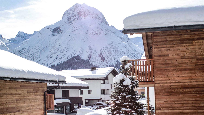 The Arlberg Chalets Chalet, Austria