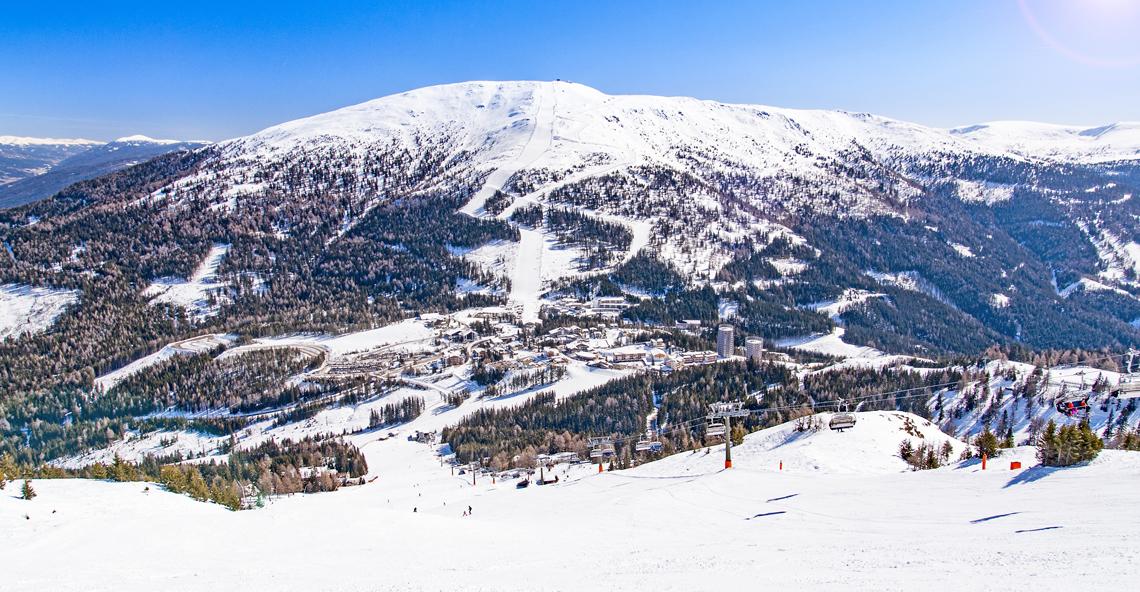 Lungau Ski Region, Austria