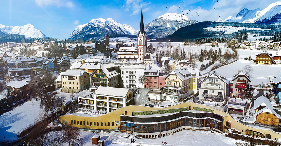 The Valley Retreat Apartments, Austria