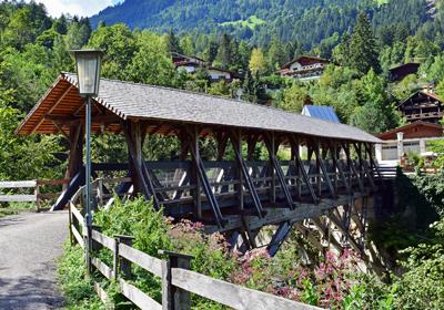 Summer, Mayrhofen, Austria
