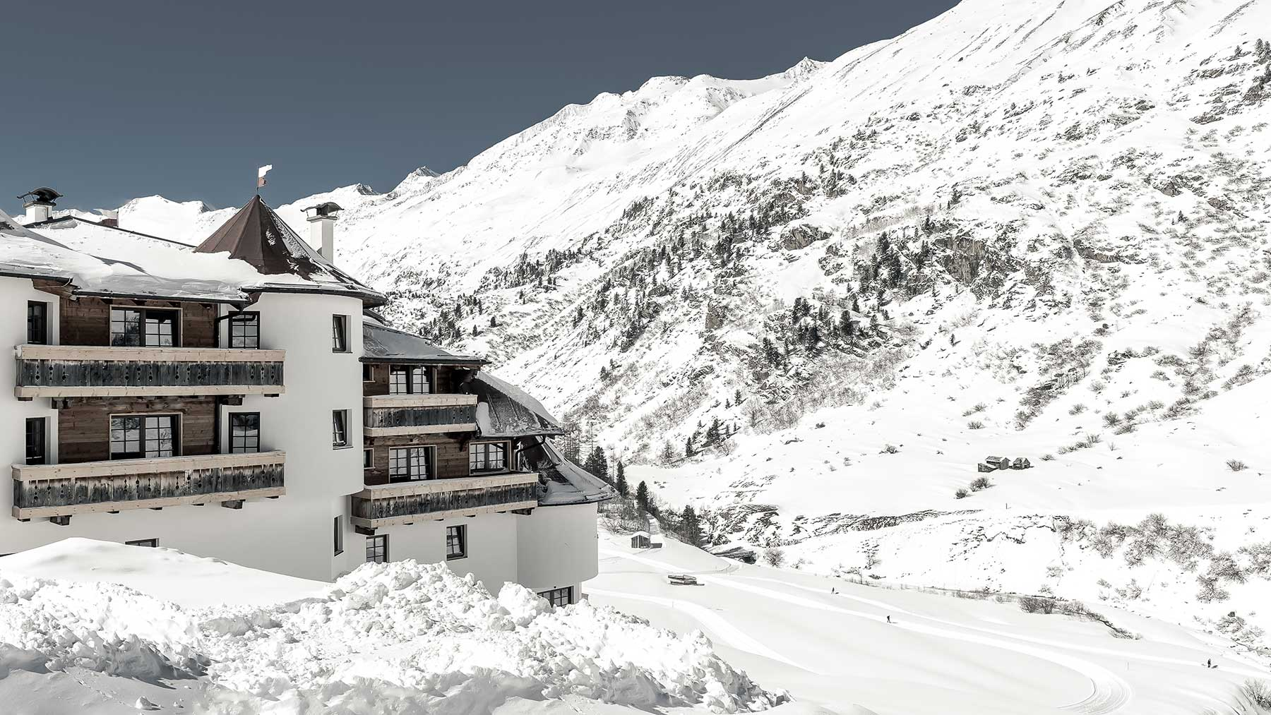 Obergurgl Lodge Apartments, Austria