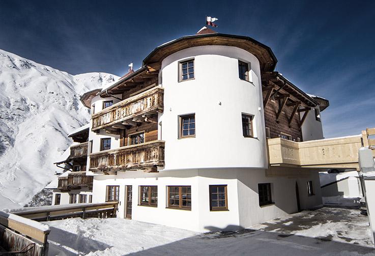 Obergurgl, Obergurgl Lodge