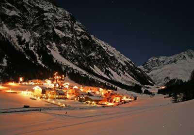 The Village, Pitztal, Austria
