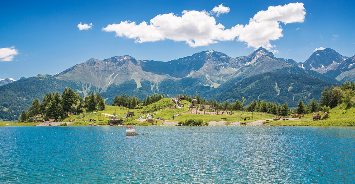 Serfaus-Fiss-Ladis, Austria