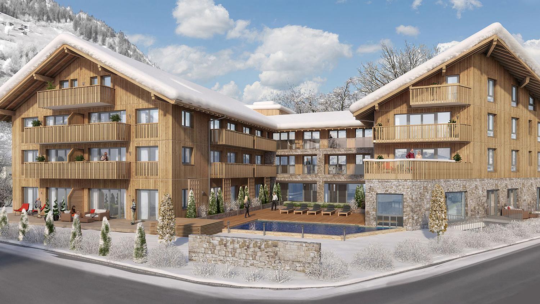 Elements Resort Apartments, Austria
