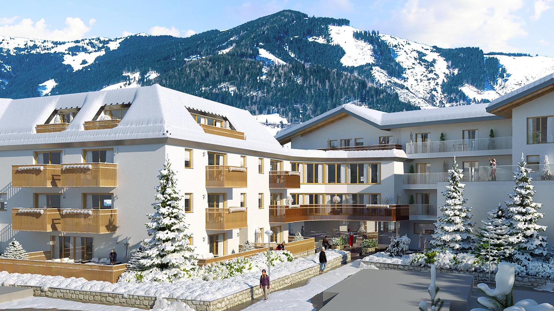 Zell Zentrum Residences Apartments, Austria