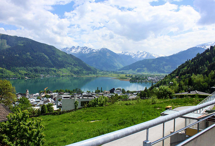 Zell am See, Lakeview Apartment