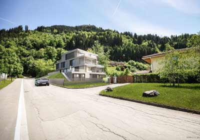 Properties, Zell am See, Austria