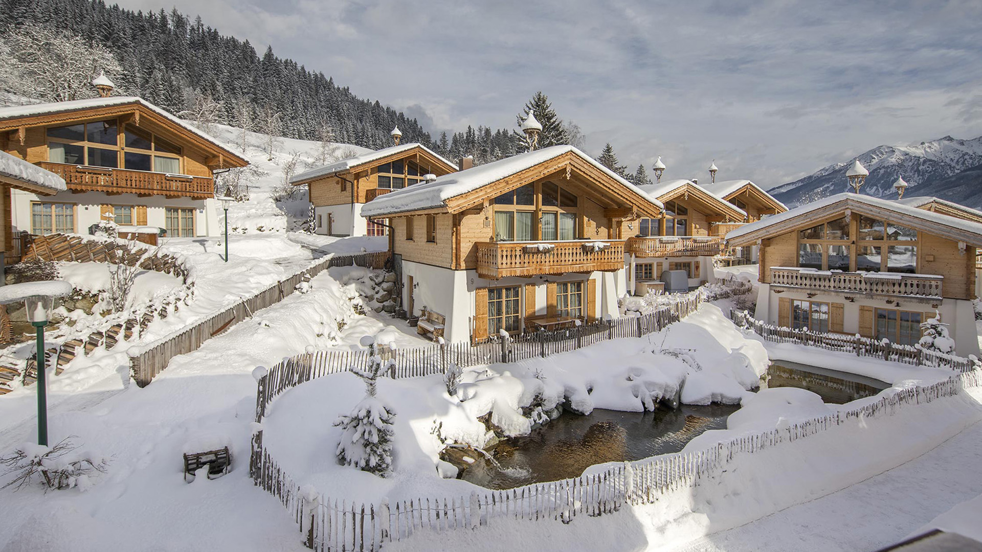 Forest Apartment Apartments, Austria