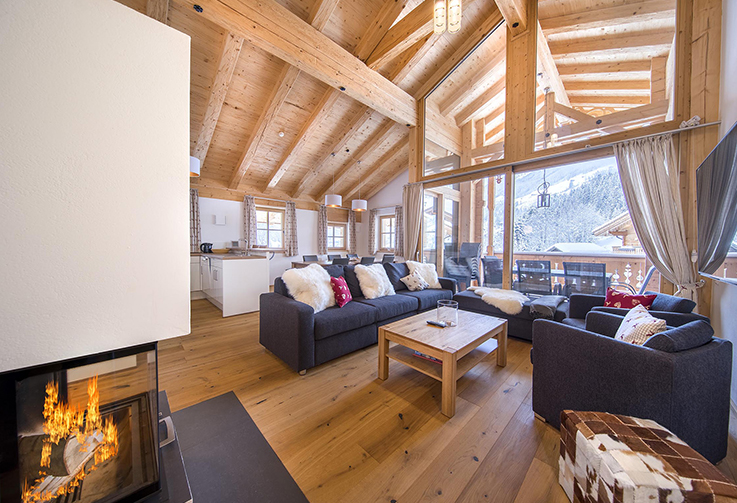 Wald im Pingzau, Forest Penthouse