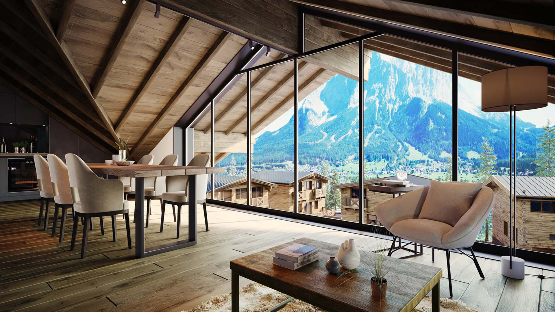Secret Peak Residences Apartments, Austria