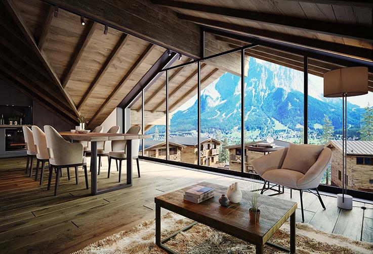 Ehrwald, Secret Peak Residences