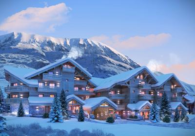 Properties, Alpe d'Huez, France