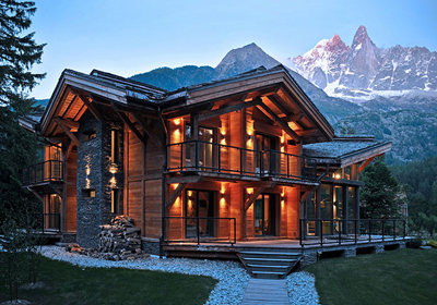 Properties, Chamonix, France