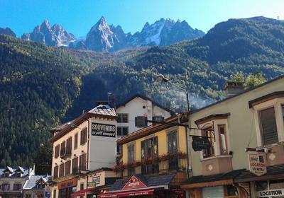 Summer, Chamonix, France