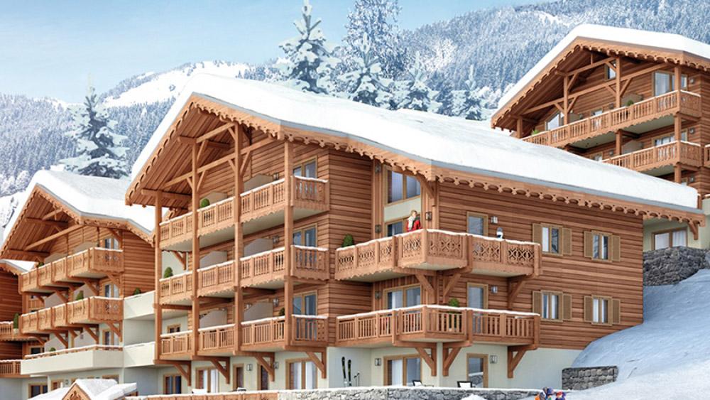 Perle de Savoie Apartments, France
