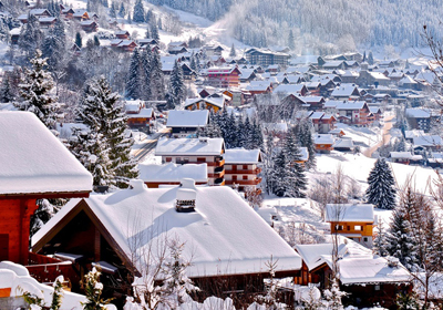 Properties, Chatel, France