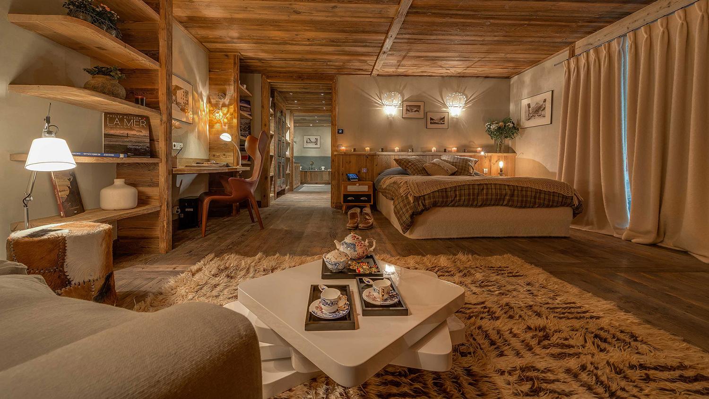 La Ferme des Lanches Apartments, France