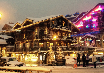 The Village, Courchevel, France