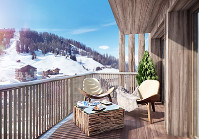 Properties, La Plagne, France
