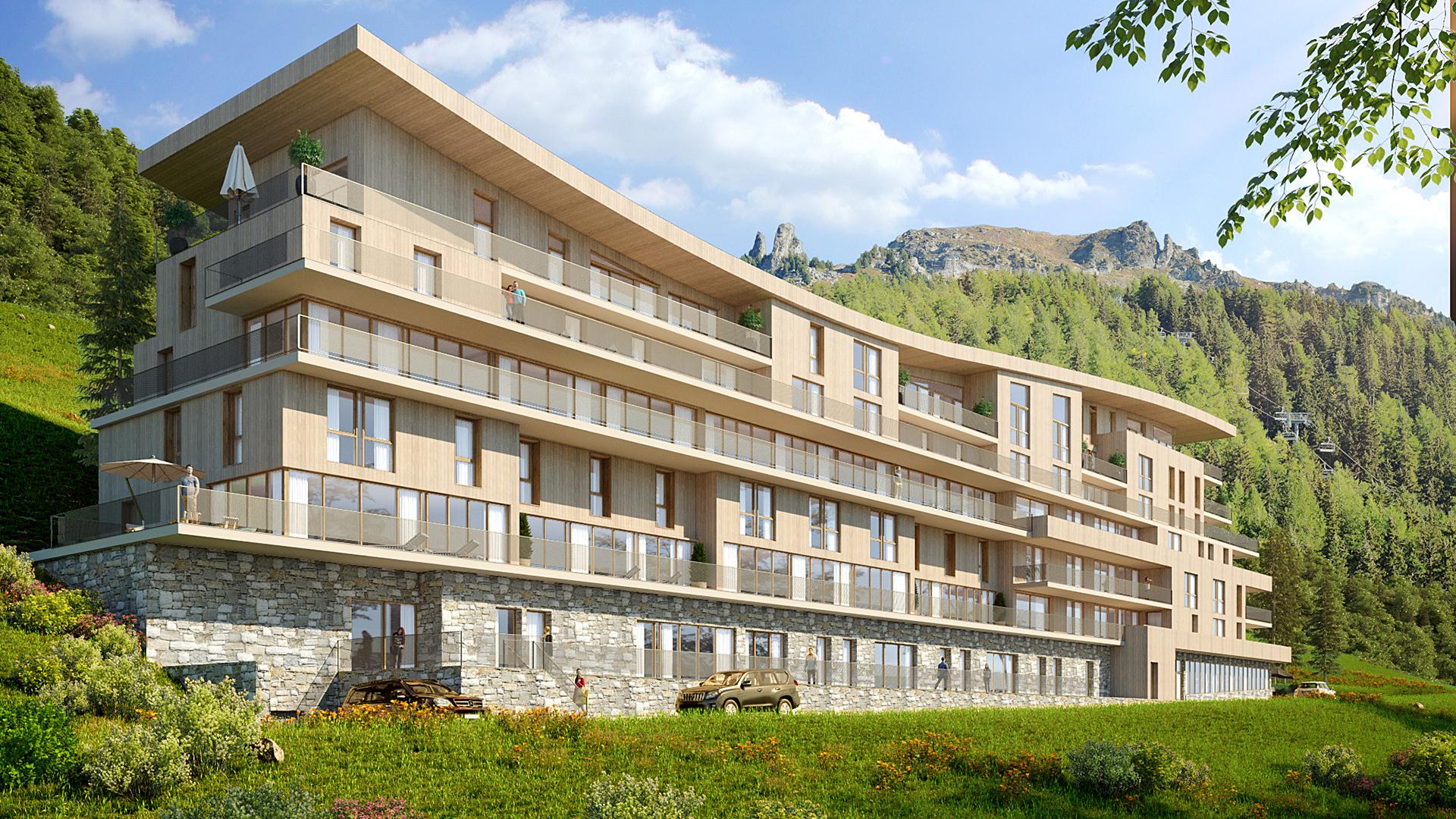 Le Ridge Apartments, France