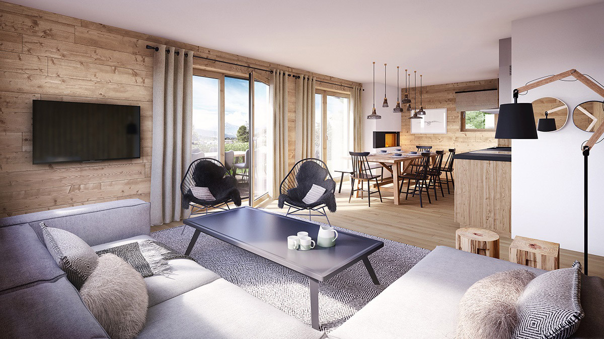 Le Grand Cerf Apartments, France