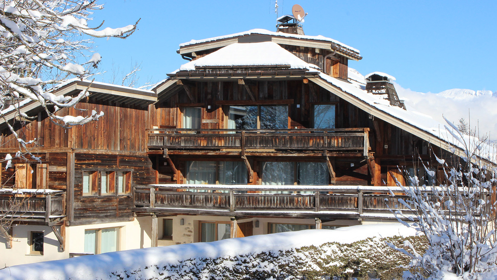 Chalet Rene Apartments, France