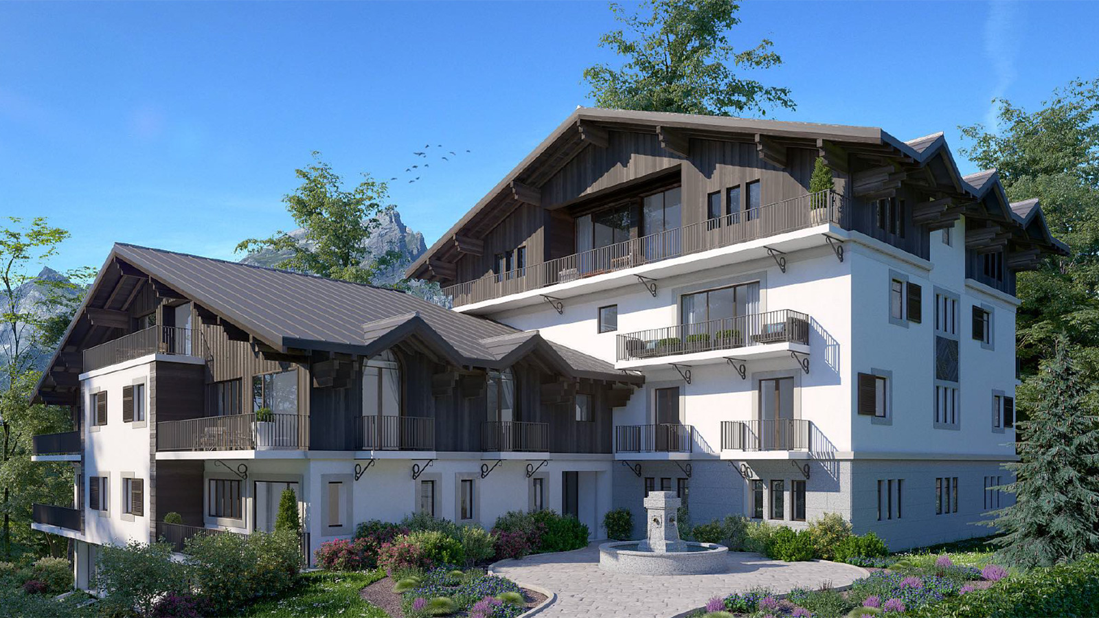 Kneiss Apartments, France