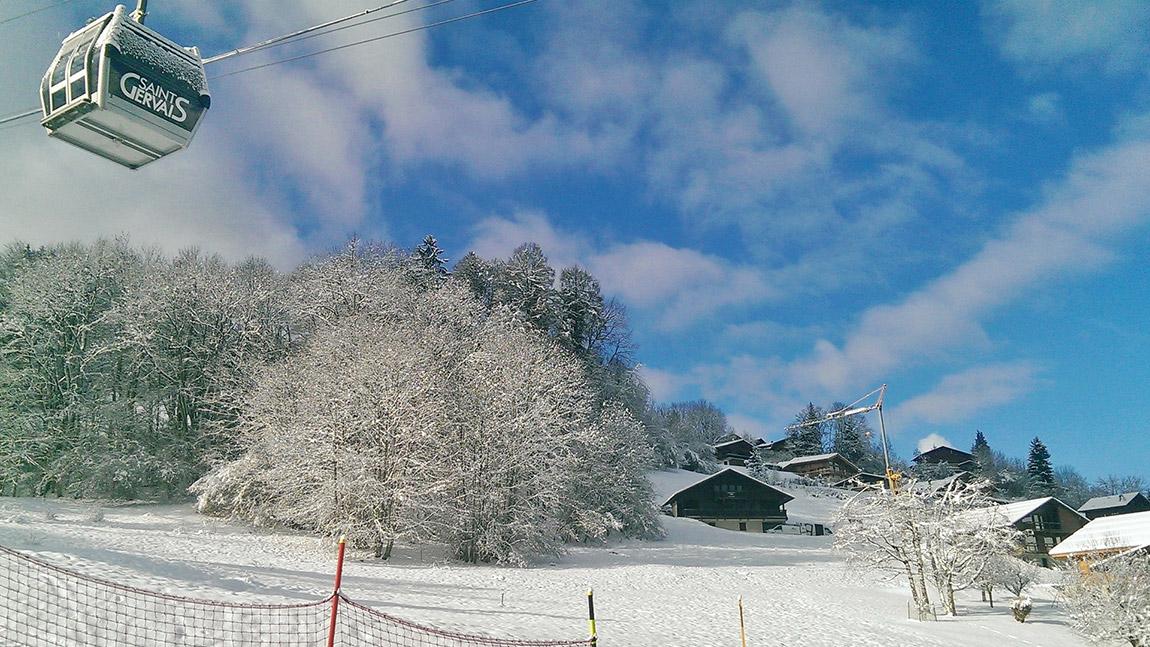 Mont Blanc Chalets Chalet, France