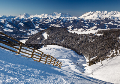 The Skiing, Megeve, France