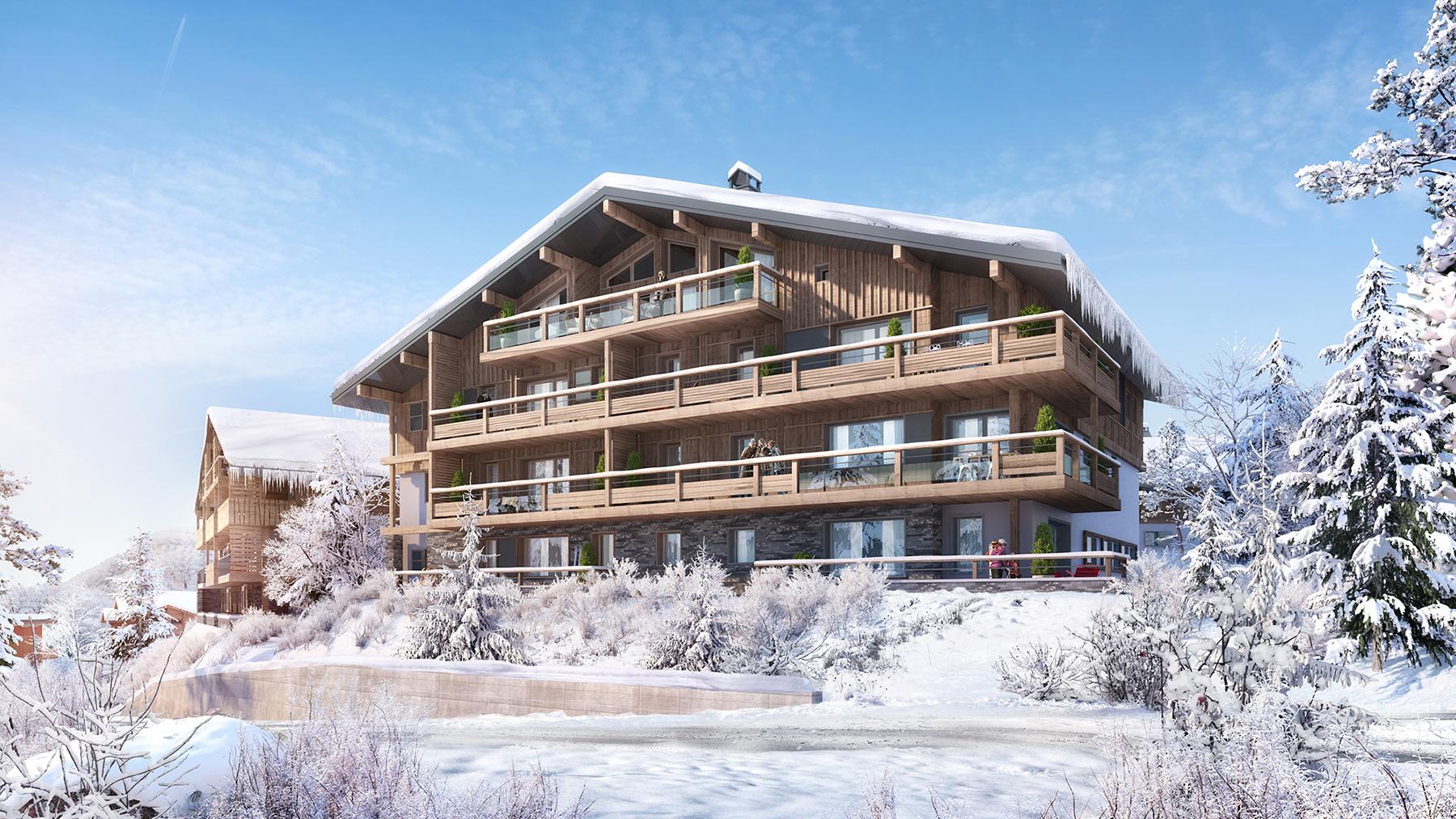 Stallion Apartments Apartments, France